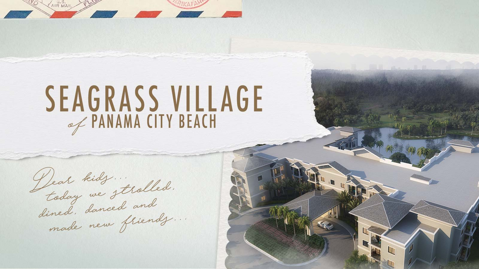 Seagrass Village of Panama City Beach