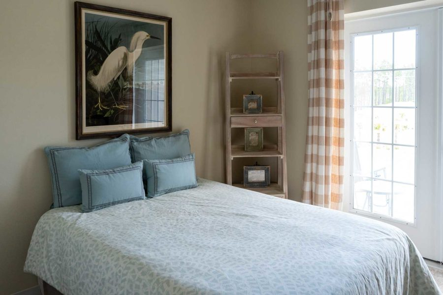 Bedroom With Of Independent Living Apartment At Seagrass Village Of Panama City Beach
