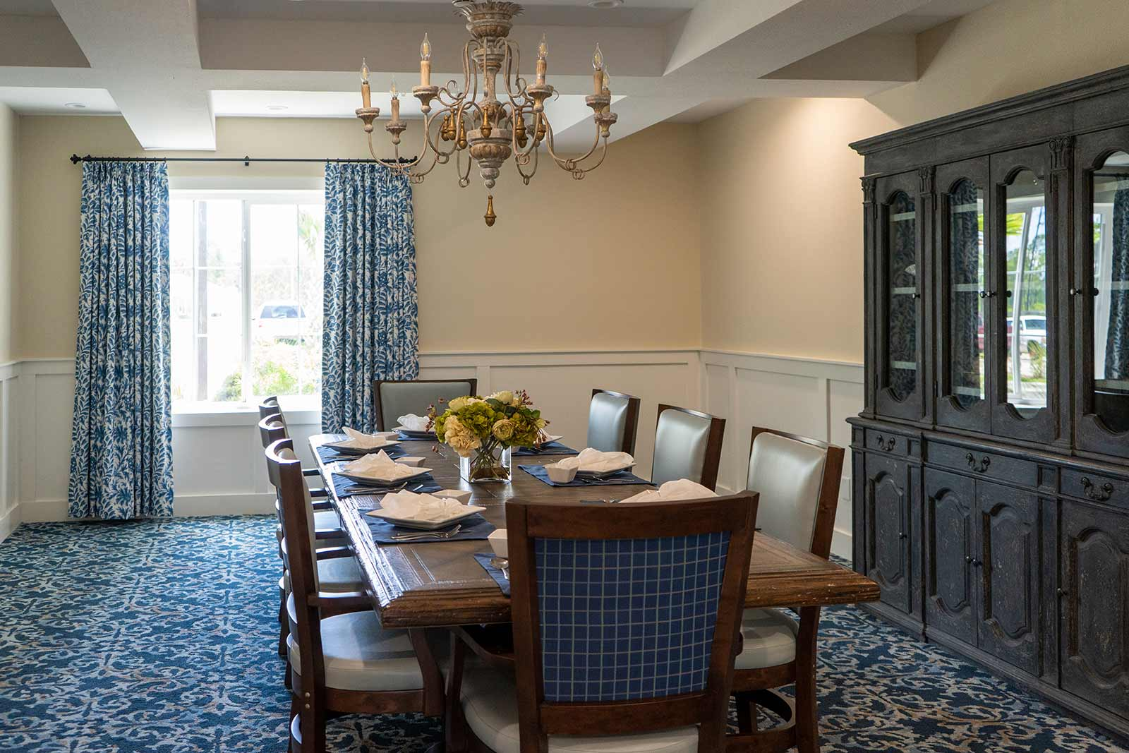 Private Dining Room For Special Occasions At Seagrass Village Of Panama City Beach