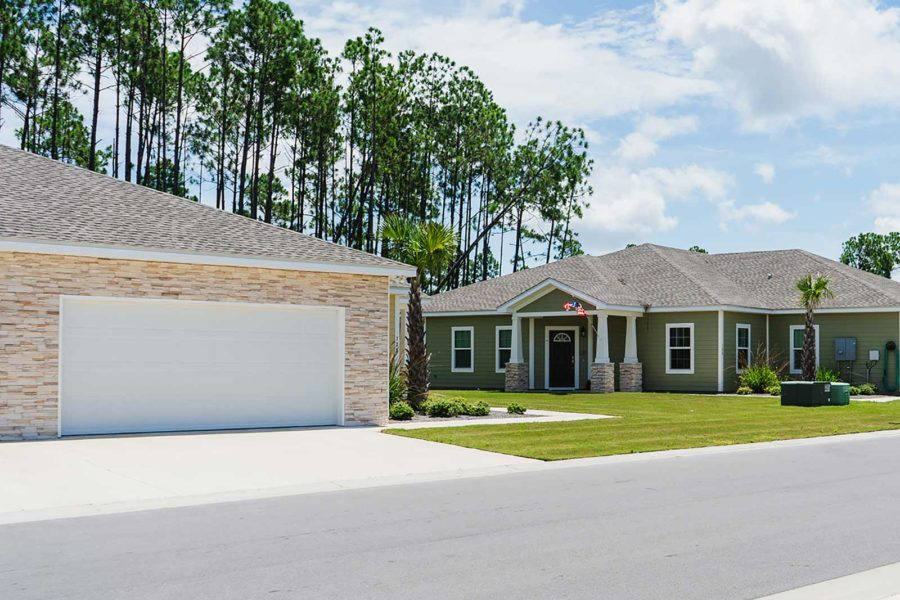 Residential Villa Home At Seagrass Village Of Panama City Beach